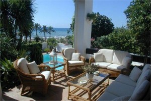 Property for sale in Immaculate South-Facing Villa On The Beach, Marbella Golden Mile