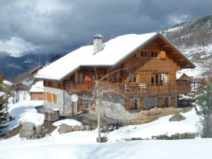 Property for sale in Superb, private 6 Bedroom 5 Bathroom Ski Chalet in Méribel Hamlet