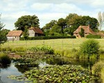 West Sussex farmhouse for sale