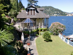 Property for sale in Villa on Lake Como